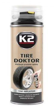 Герметик для ремонта шин K2 Tire Doctor