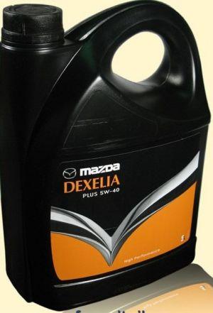 Mazda Dexelia Plus 5W-40