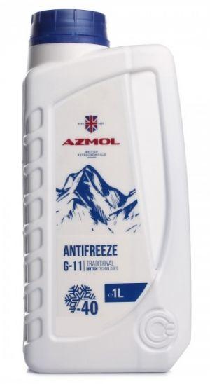 Azmol Antifreeze G11 (-40C, синий)