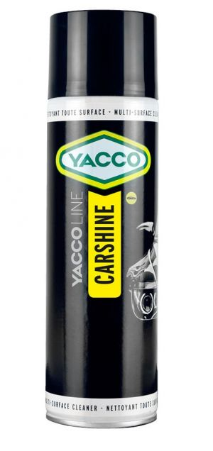 Полироль для кузова YACCO CAR SHINE