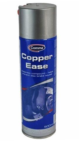 Термопаста (антискрип) для колодок Comma Copper Ease