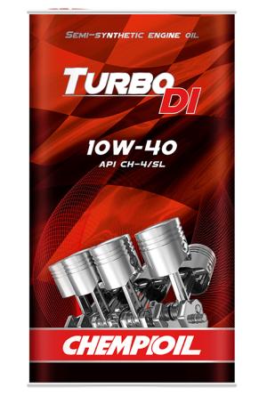 CHEMPIOIL Turbo DI 10W-40