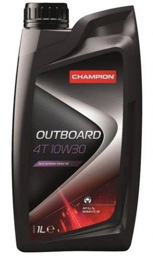 CHAMPION Outboard 4T 10W-30