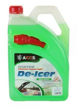 Омыватель зимний AXXIS Citrus Green -22