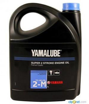 Yamalube 2-M Super Engine Oil 2T