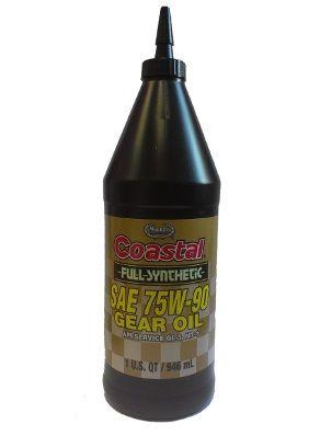 Coastal Gear Oil 75W-90 GL-5