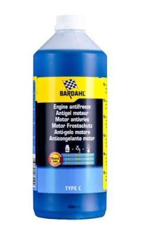 Bardahl Antifreeze type C Концентрат