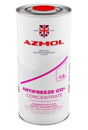 Azmol Antifreeze Concentrate G12+ (-70C, красный)