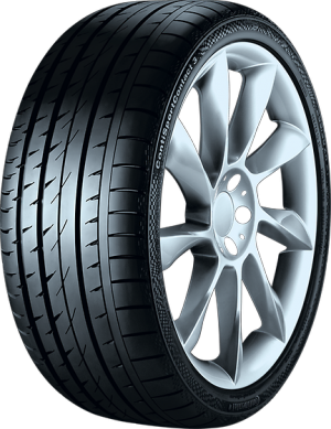 Continental ContiSportContact 3 XL 215/50 R17 95W