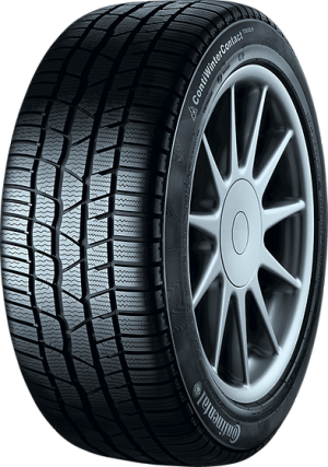 Continental TS 830P ContiWinterContact 235/60 R16 100H