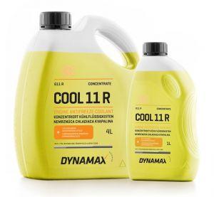 Dynamax Cool G11 R (-70C, желтый)
