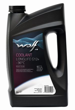 Wolf Coolant -36°C Longlife G12
