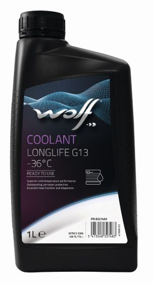 Wolf Coolant -36°C Longlife G13