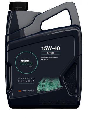 AVISTA Pace CLASSIC SF/CD 15W-40