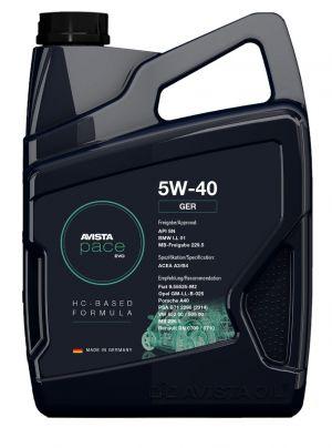 AVISTA Pace GER 5W-40