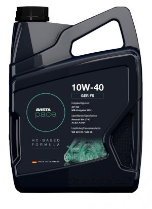 AVISTA Pace GER FS 10W-40