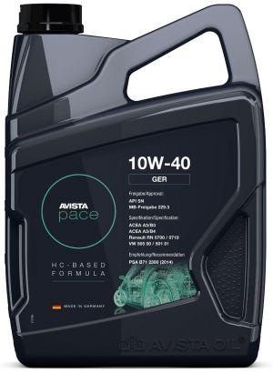 Avista Pace GER 10W-40