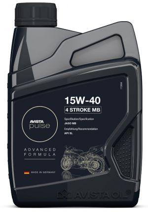 Avista Pulse 15W-40 MB 4T