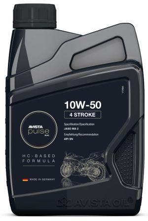 Avista Pulse EVO 10W-50 4T