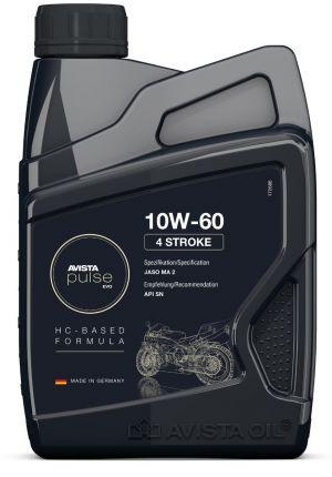 Avista Pulse EVO 10W-60 4T