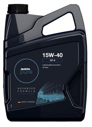 Avista Pure CF-4 15W-40