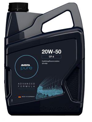 Avista Pure CF-4 20W-50