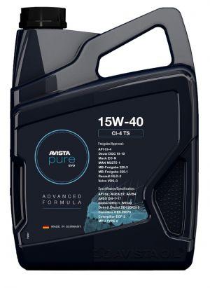AVISTA Pure EVO CI-4 TS 15W-40