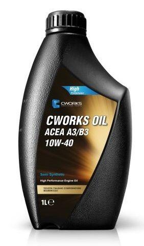 Cworks Oil 10W-40 A3/B3