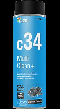 Универсальный очиститель BIZOL Multi Clean+ c34