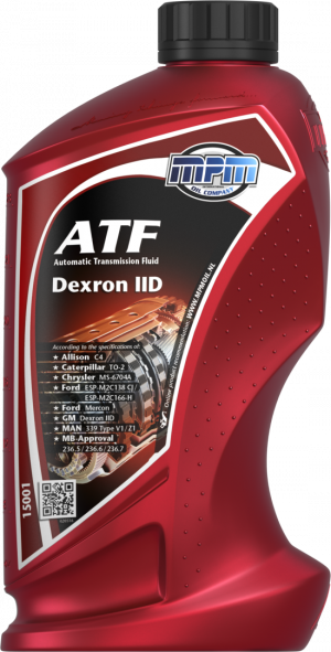 MPM ATF Dexron IID