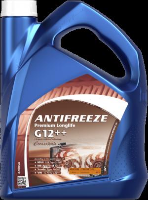 MPM Antifreeze Premium Longlife G12++ (-70С, красный)