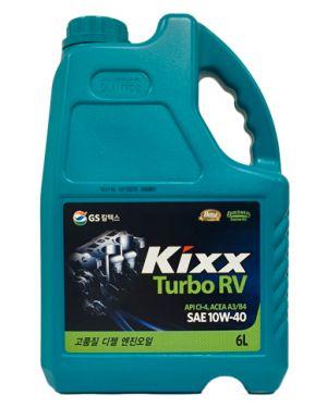 KIXX TURBO RV 10W-40