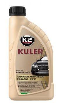 K2 Kuler Long Life Green (-35C, зеленый)