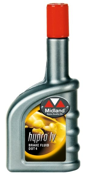 Midland Hypro LV Brake Fluid DOT 4