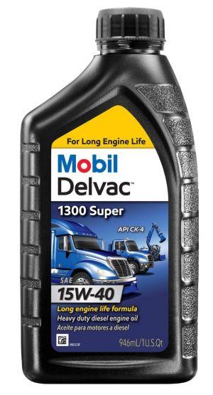 Mobil Delvac Super 1300 15W-40