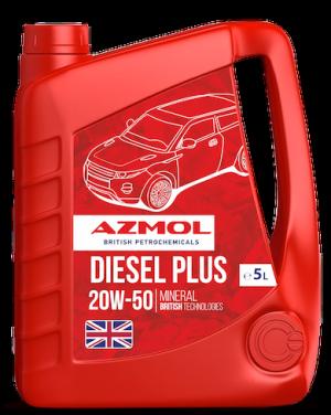 AZMOL Diesel Plus 20W-50
