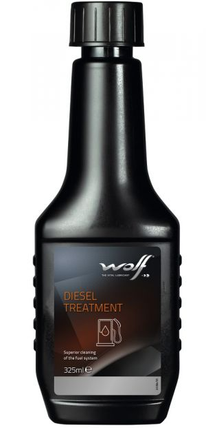 Присадка в дизтопливо (профилактика, цетан - корректор) Wolf Diesel Treatment