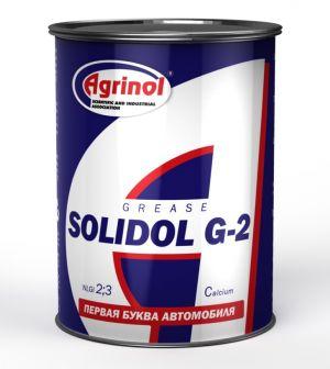 Многоцелевая смазка (кальциевый загуститель) Agrinol Солидол Ж-2
