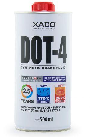 Xado DOT-4