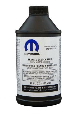 Mopar Brake & Clutch Fluid DOT-4