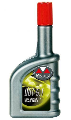 Midland Brake Fluid DOT 5.1