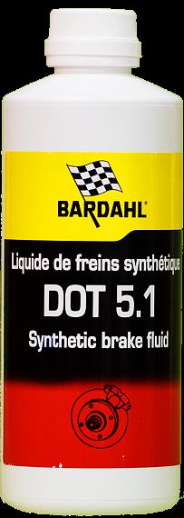 Bardahl BRAKE FLUID DOT 5.1