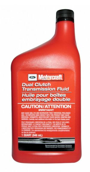 Motorcraft Dual Clutch Transmission Fluid