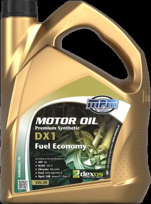 MPM Premium Synthetic DX1 Fuel Economy 5W-20