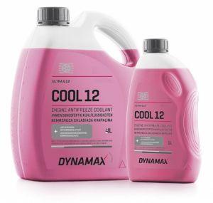 Dynamax Cool Ultra G12 (-70C, красный)