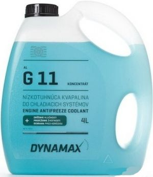 Dynamax Cool G11 (-70C, синий)