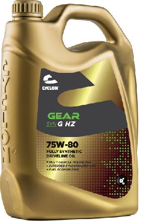 CYCLON Gear SYN G HZ 75W-80