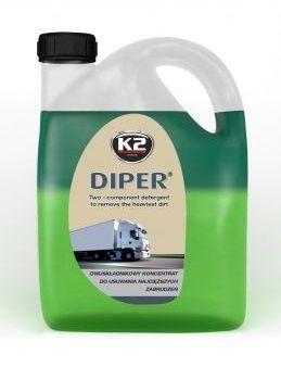 Шампунь для бесконтактной мойки автомобиля K2 Diper