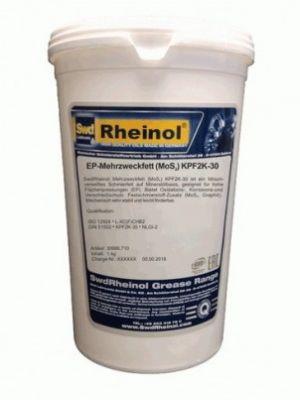 Многоцелевая смазка (литиевый загуститель и молибден) Rheinol Mehrzweckfett (MoS2)