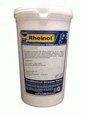 Многоцелевая смазка (литиевый загуститель) Rheinol EP-Langzeitfett